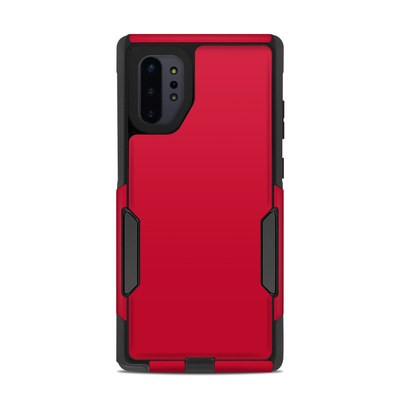 OtterBox Commuter Galaxy Note 10 Plus Case Skin - Solid State Red