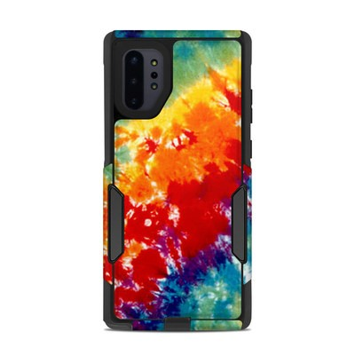 OtterBox Commuter Galaxy Note 10 Plus Case Skin - Tie Dyed