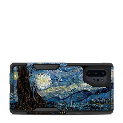 OtterBox Commuter Galaxy Note 10 Plus Case Skin - Starry Night