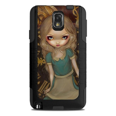 OtterBox Commuter Note 3 Case Skin - Alice Clockwork