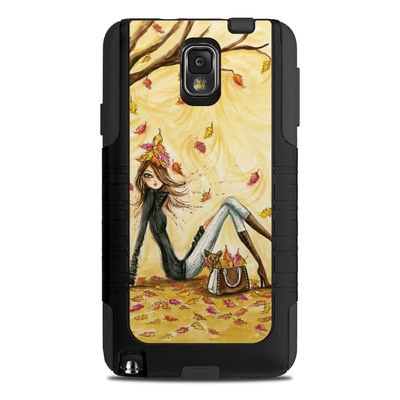 OtterBox Commuter Note 3 Case Skin - Autumn Leaves