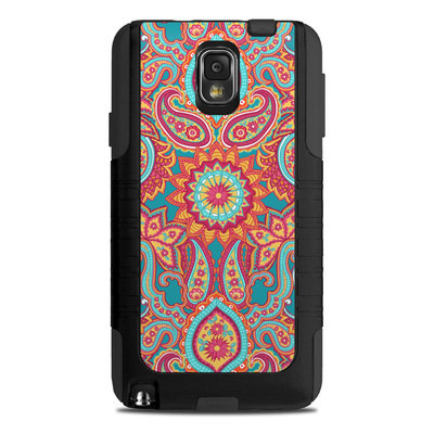 OtterBox Commuter Note 3 Case Skin - Carnival Paisley