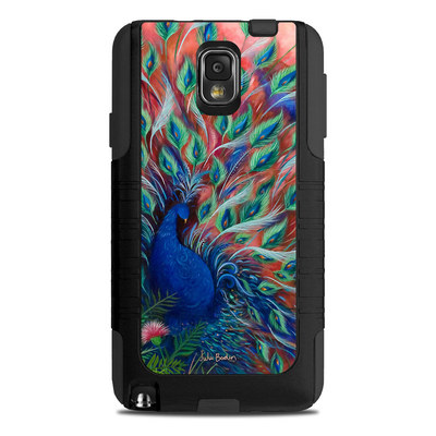 OtterBox Commuter Note 3 Case Skin - Coral Peacock