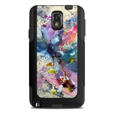 OtterBox Commuter Note 3 Case Skin - Cosmic Flower