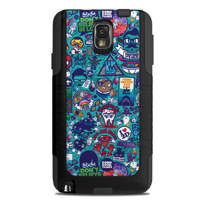 OtterBox Commuter Note 3 Case Skin - Cosmic Ray