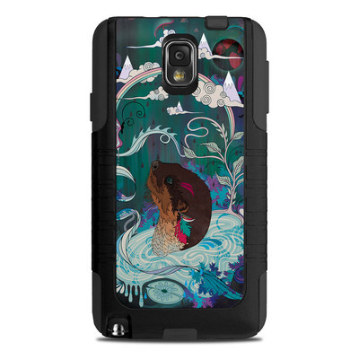 OtterBox Commuter Note 3 Case Skin - Distraction