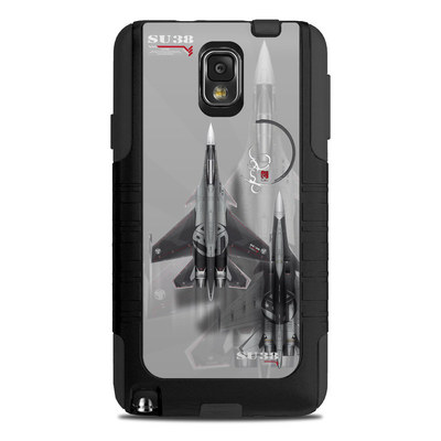 OtterBox Commuter Note 3 Case Skin - Jet Fighter