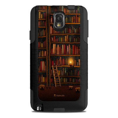 OtterBox Commuter Note 3 Case Skin - Library