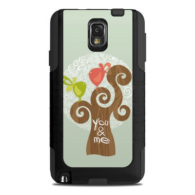 OtterBox Commuter Note 3 Case Skin - Two Little Birds