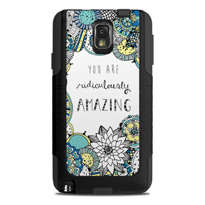 OtterBox Commuter Note 3 Case Skin - You Are Ridic