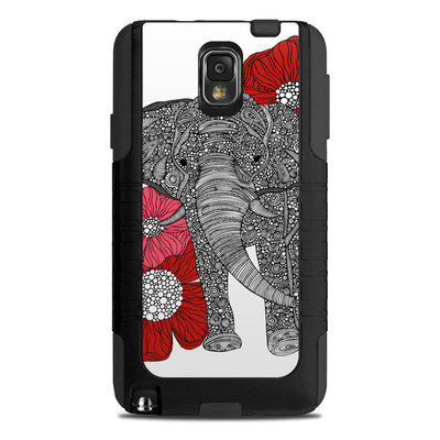 OtterBox Commuter Note 3 Case Skin - The Elephant