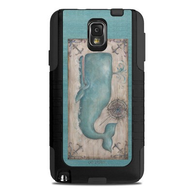 OtterBox Commuter Note 3 Case Skin - Whale Watch