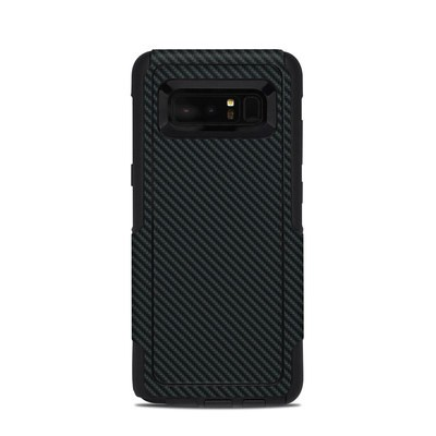 OtterBox Commuter Galaxy Note 8 Case Skin - Carbon