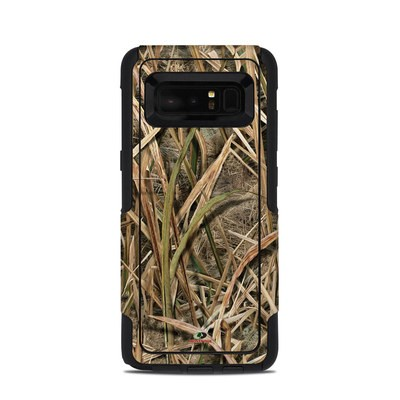 OtterBox Commuter Galaxy Note 8 Case Skin - Shadow Grass Blades