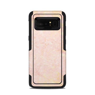 OtterBox Commuter Galaxy Note 8 Case Skin - Rose Gold Marble