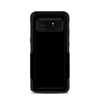 OtterBox Commuter Galaxy Note 8 Case Skin - Solid State Black