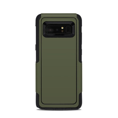 OtterBox Commuter Galaxy Note 8 Case Skin - Solid State Olive Drab