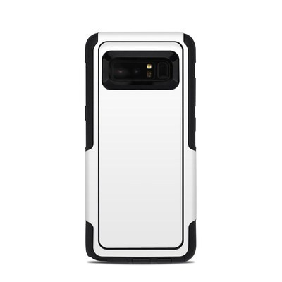 OtterBox Commuter Galaxy Note 8 Case Skin - Solid State White
