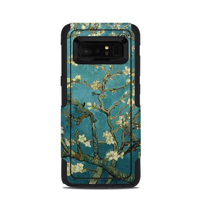 OtterBox Commuter Galaxy Note 8 Case Skin - Blossoming Almond Tree