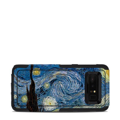 OtterBox Commuter Galaxy Note 8 Case Skin - Starry Night