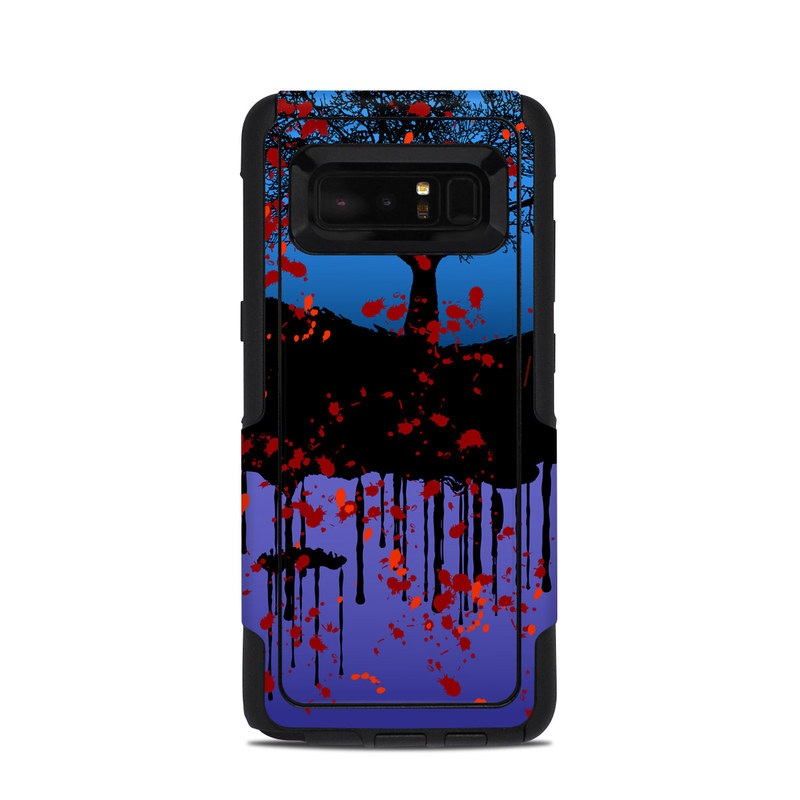 the latest ae7bc 75f00 OtterBox Commuter Galaxy Note 8 Case Skin - Cold Winter by DecalGirl  Collective