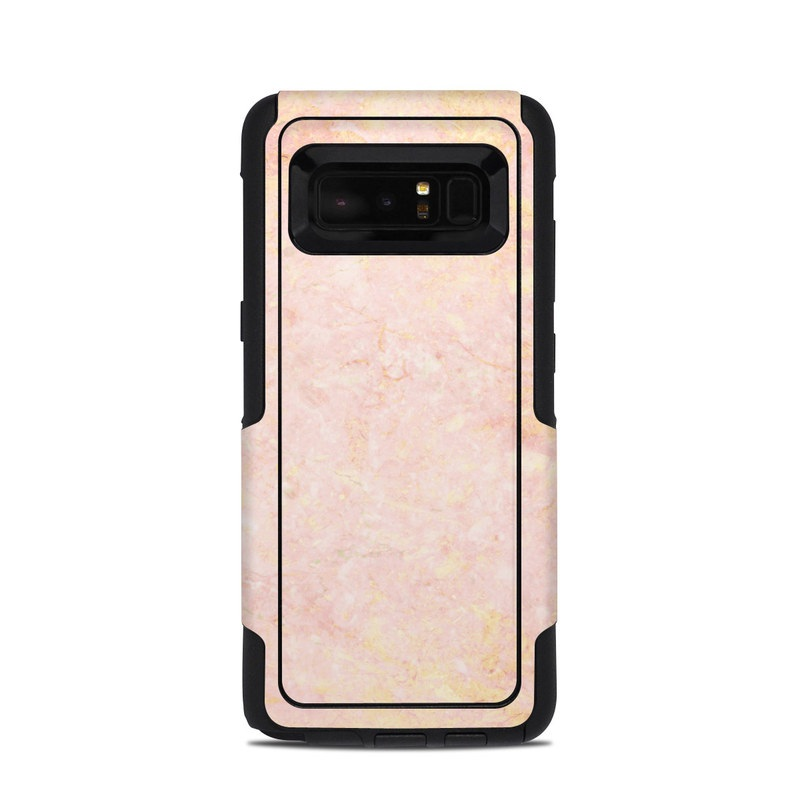 best sneakers 550ff 77508 OtterBox Commuter Galaxy Note 8 Case Skin - Rose Gold Marble