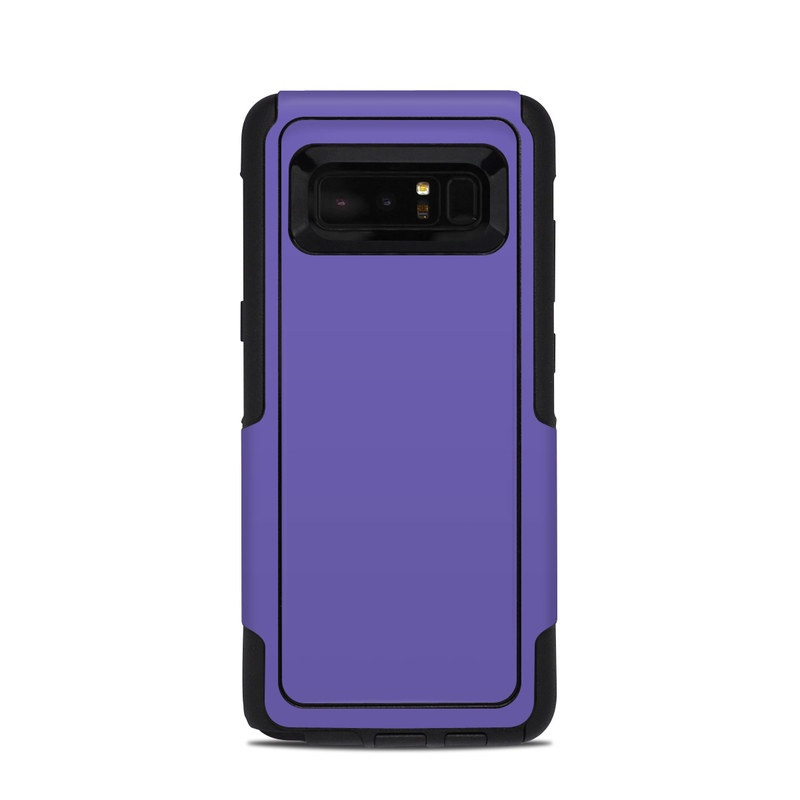 low priced 31901 ade41 OtterBox Commuter Galaxy Note 8 Case Skin - Solid State Purple
