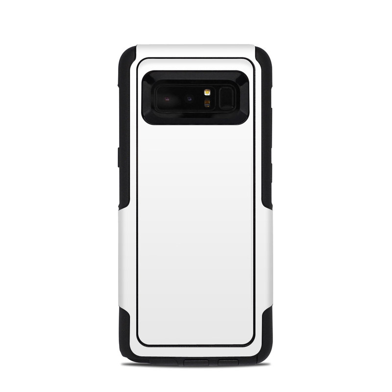 buy popular fa13f cb3aa OtterBox Commuter Galaxy Note 8 Case Skin - Solid State White by ...