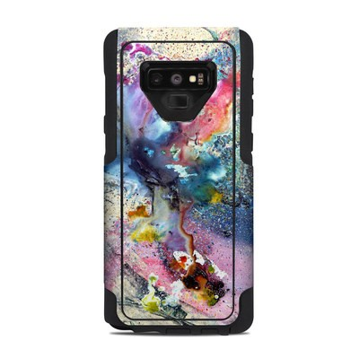 OtterBox Commuter Galaxy Note 9 Case Skin - Cosmic Flower
