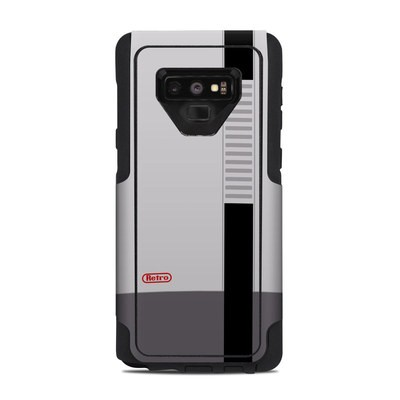 OtterBox Commuter Galaxy Note 9 Case Skin - Retro Horizontal