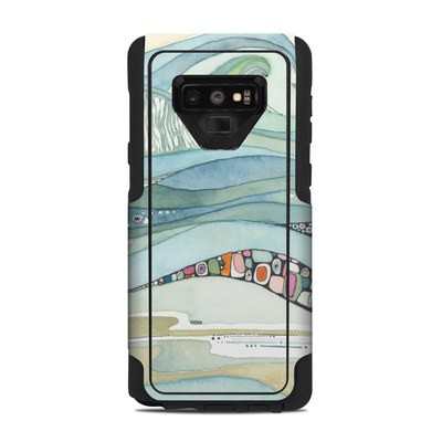 OtterBox Commuter Galaxy Note 9 Case Skin - Sea of Love