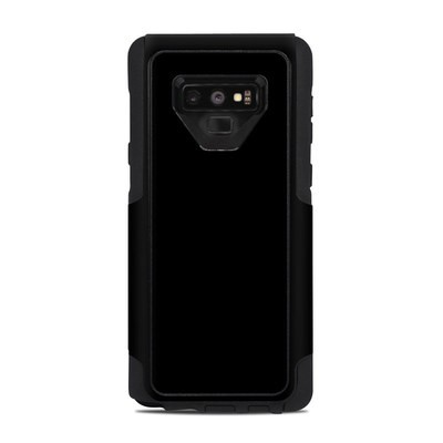 OtterBox Commuter Galaxy Note 9 Case Skin - Solid State Black