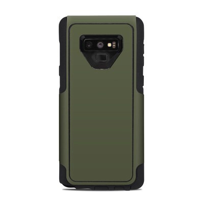 OtterBox Commuter Galaxy Note 9 Case Skin - Solid State Olive Drab