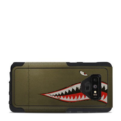 OtterBox Commuter Galaxy Note 9 Case Skin - USAF Shark