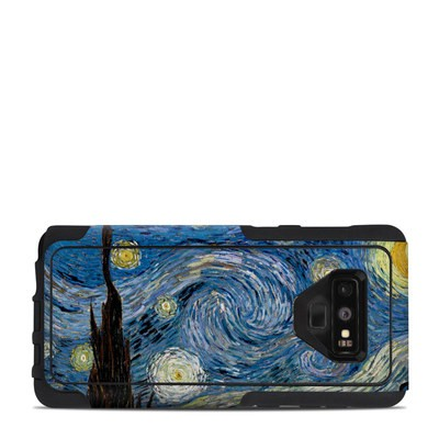 OtterBox Commuter Galaxy Note 9 Case Skin - Starry Night