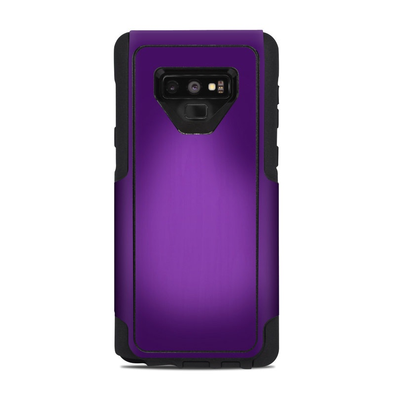 brand new 5786d 0ee06 OtterBox Commuter Galaxy Note 9 Case Skin - Purple Burst by DecalGirl  Collective
