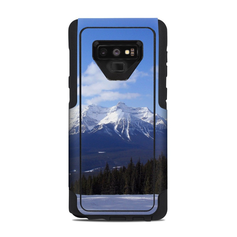 cheaper 9b1ed 06cd2 OtterBox Commuter Galaxy Note 9 Case Skin - Rockies by DecalGirl Collective