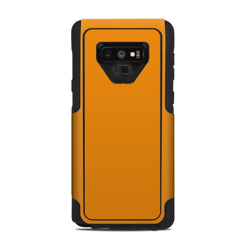 the latest cd602 c8251 OtterBox Commuter Galaxy Note 9 Case Skin - Solid State Orange