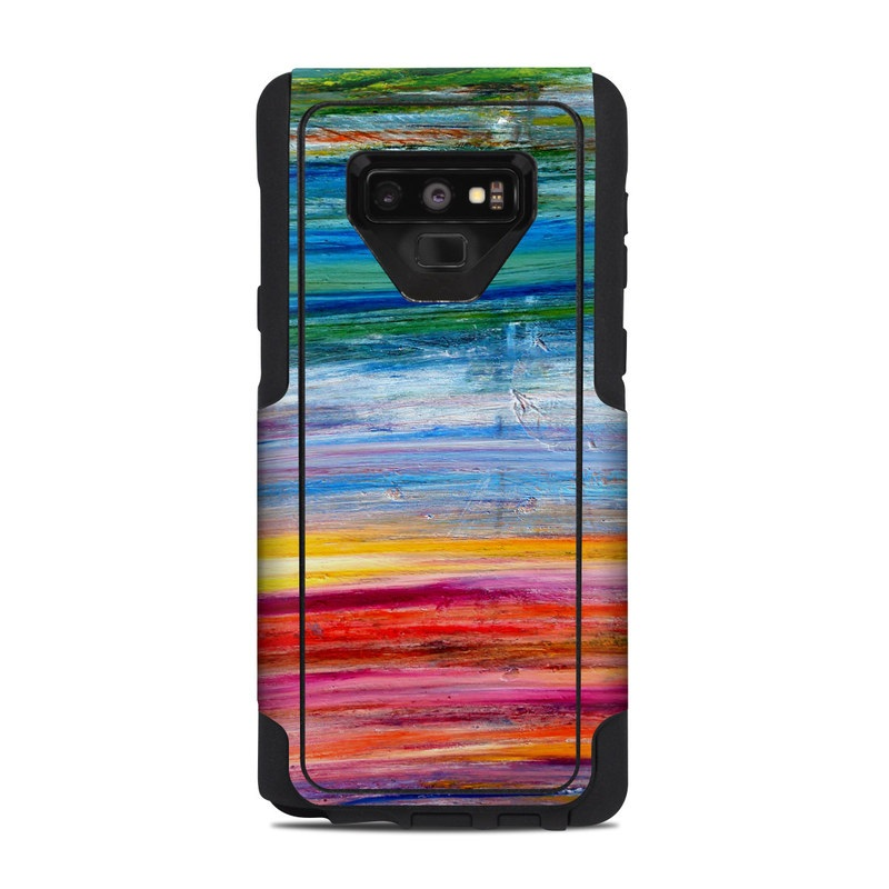 super popular 0ef41 c3de8 OtterBox Commuter Galaxy Note 9 Case Skin - Waterfall