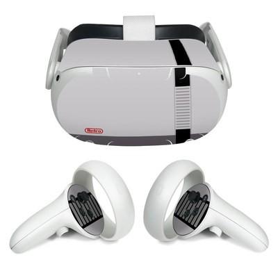 Erm Face Oculus Quest 2 Vinyl Decal