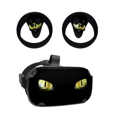 Oculus Quest Skin - Cat Eyes