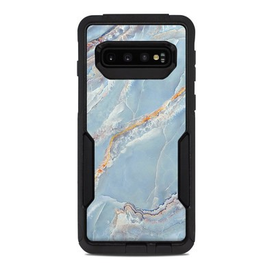 OtterBox Commuter Galaxy S10 Case Skin - Atlantic Marble