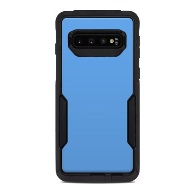 OtterBox Commuter Galaxy S10 Case Skin - Solid State Blue