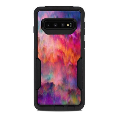 OtterBox Commuter Galaxy S10 Case Skin - Sunset Storm