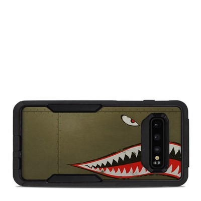 OtterBox Commuter Galaxy S10 Case Skin - USAF Shark