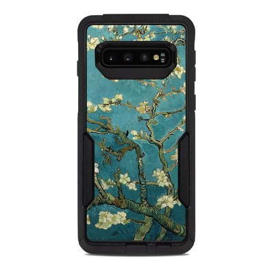 OtterBox Commuter Galaxy S10 Case Skin - Blossoming Almond Tree