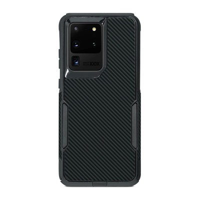 OtterBox Commuter Galaxy S20 Ultra Case Skin - Carbon