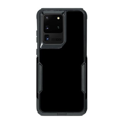 OtterBox Commuter Galaxy S20 Ultra Case Skin - Solid State Black