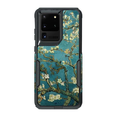 OtterBox Commuter Galaxy S20 Ultra Case Skin - Blossoming Almond Tree