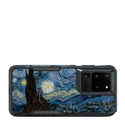 OtterBox Commuter Galaxy S20 Ultra Case Skin - Starry Night